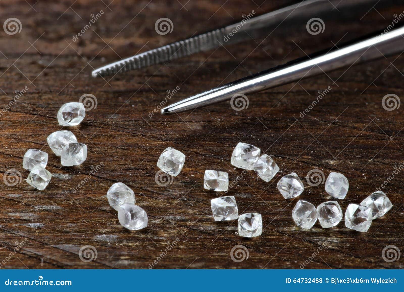 Diamanti grezzi 05