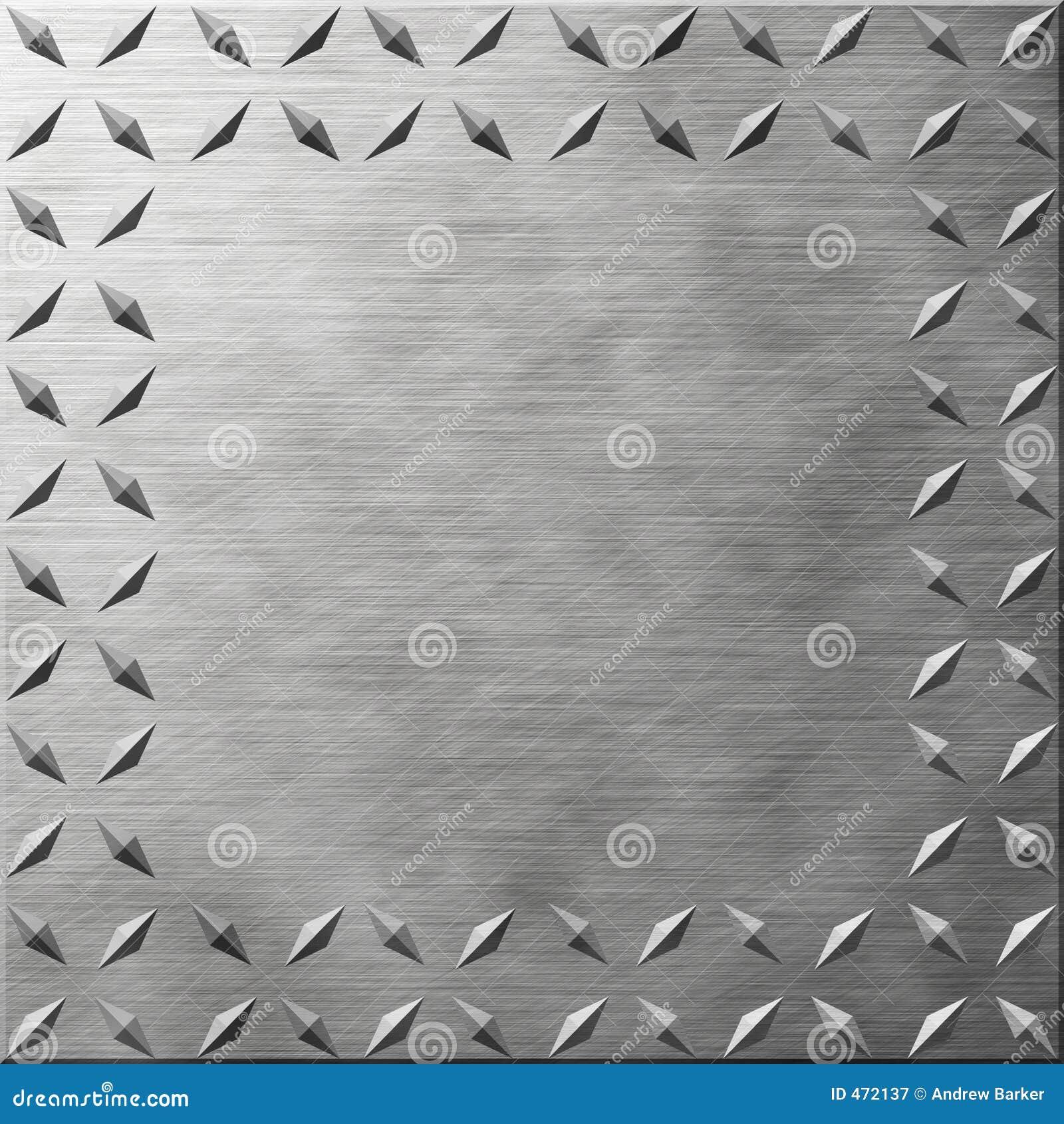 Diamantplatta