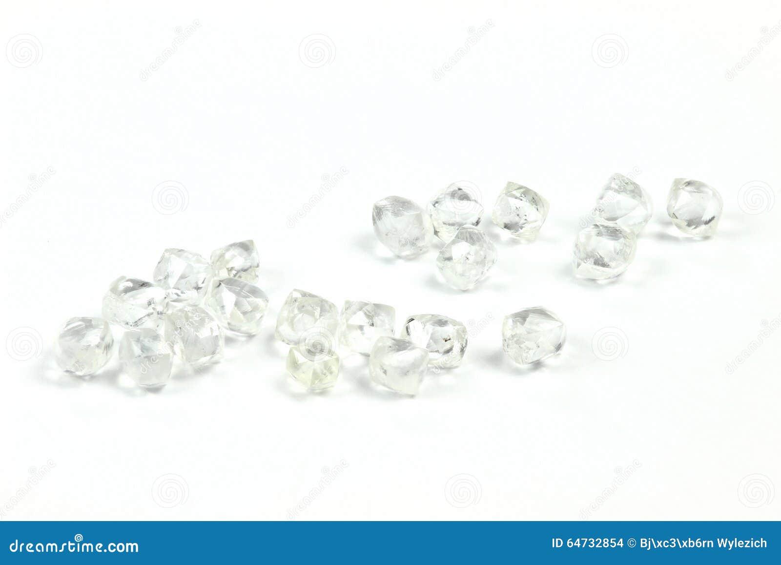 Diamants bruts 09