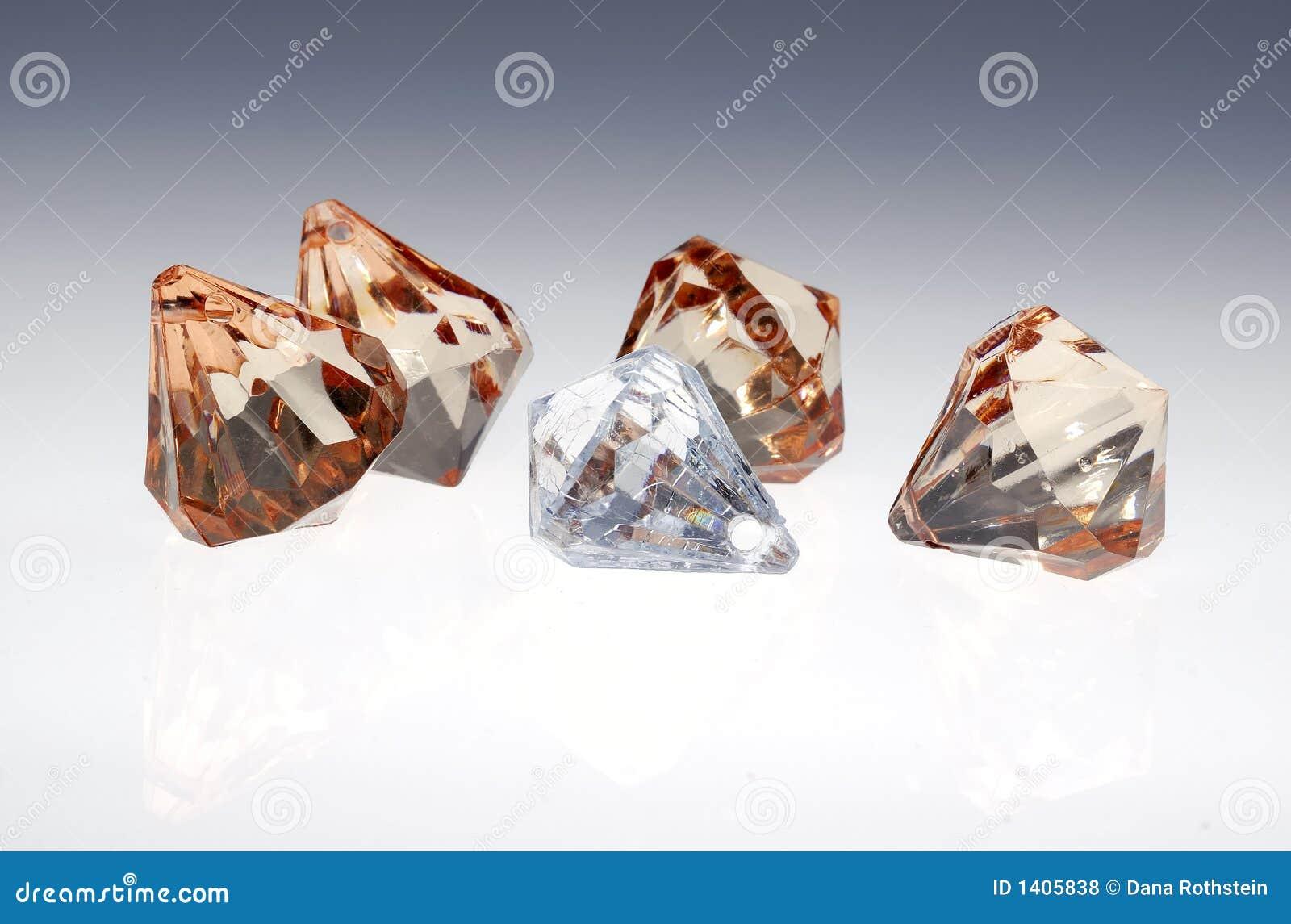 Diamants et gemmes
