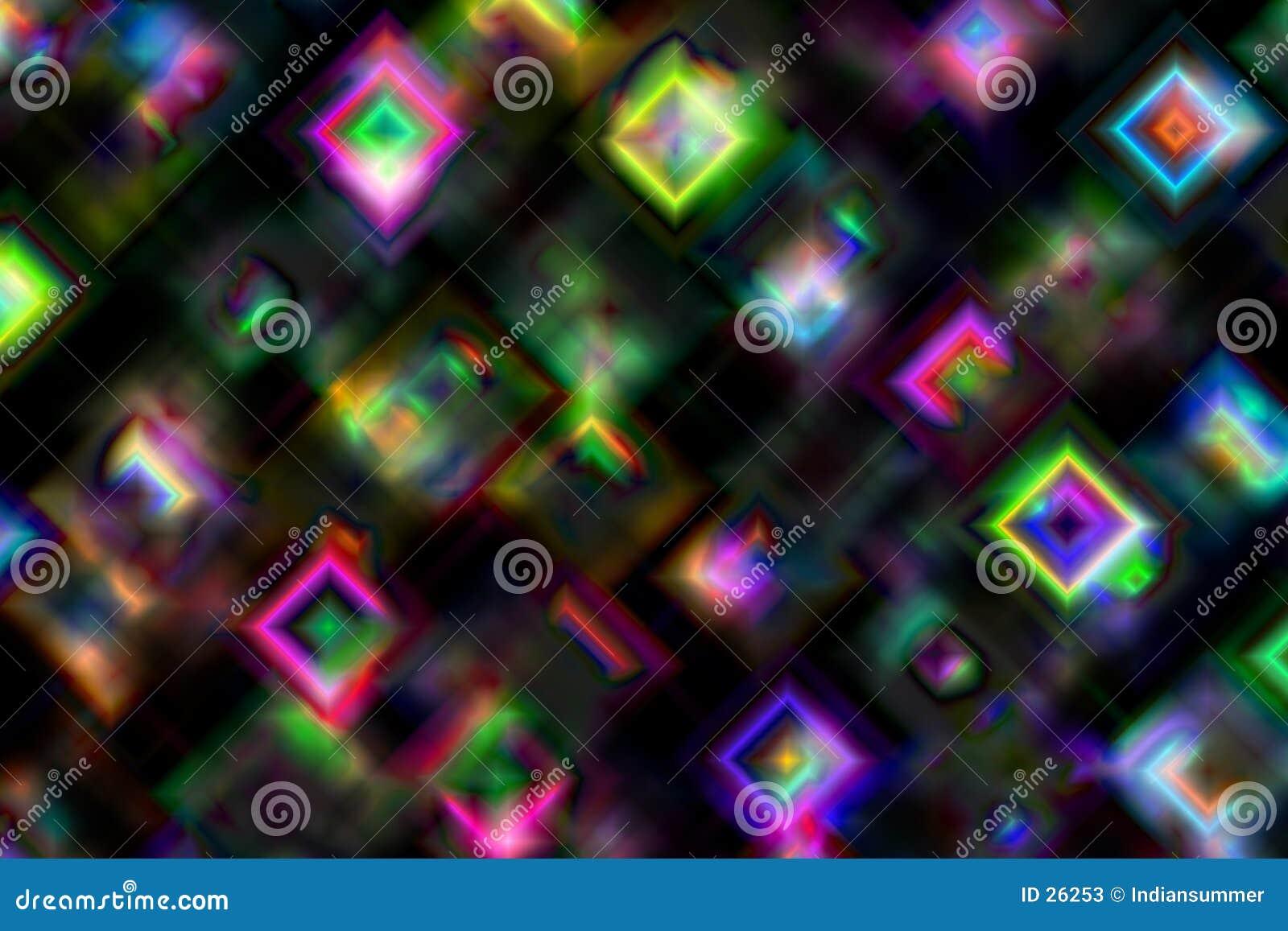 Diamenty świeci