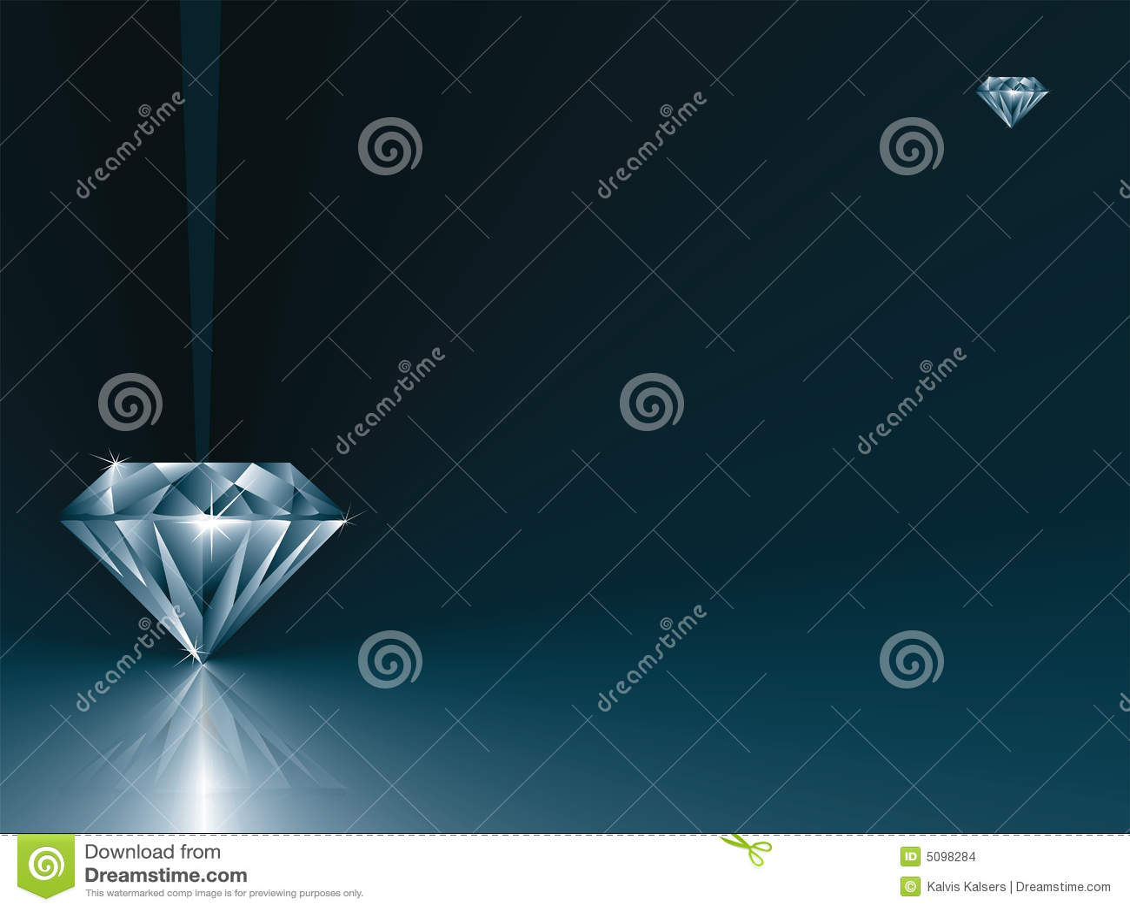 Diamond Card Stock Images