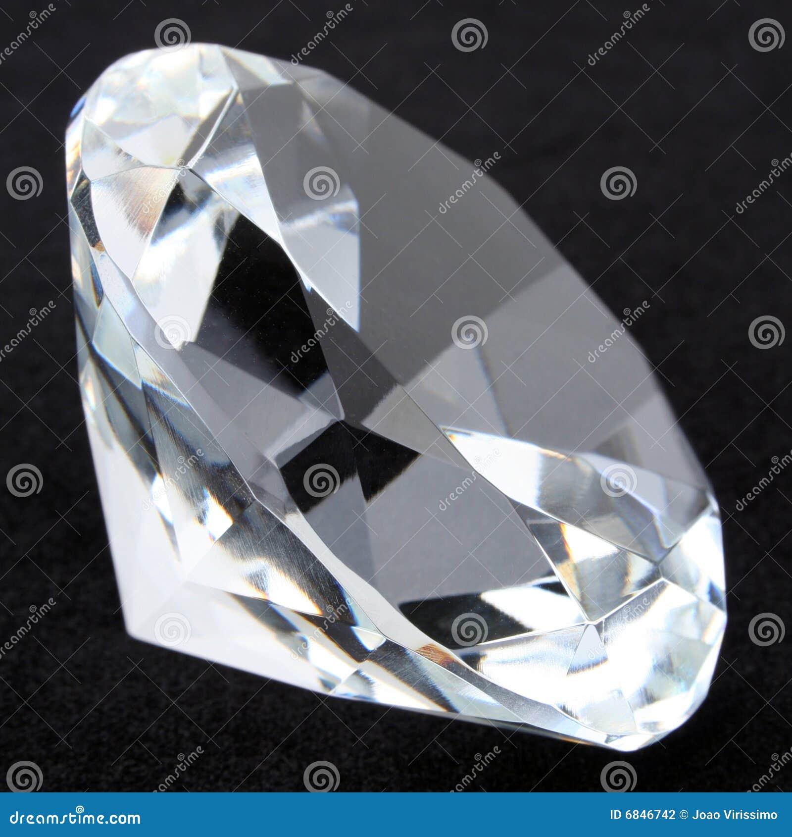 Diamond Closeup Stock Photography Image 6846742