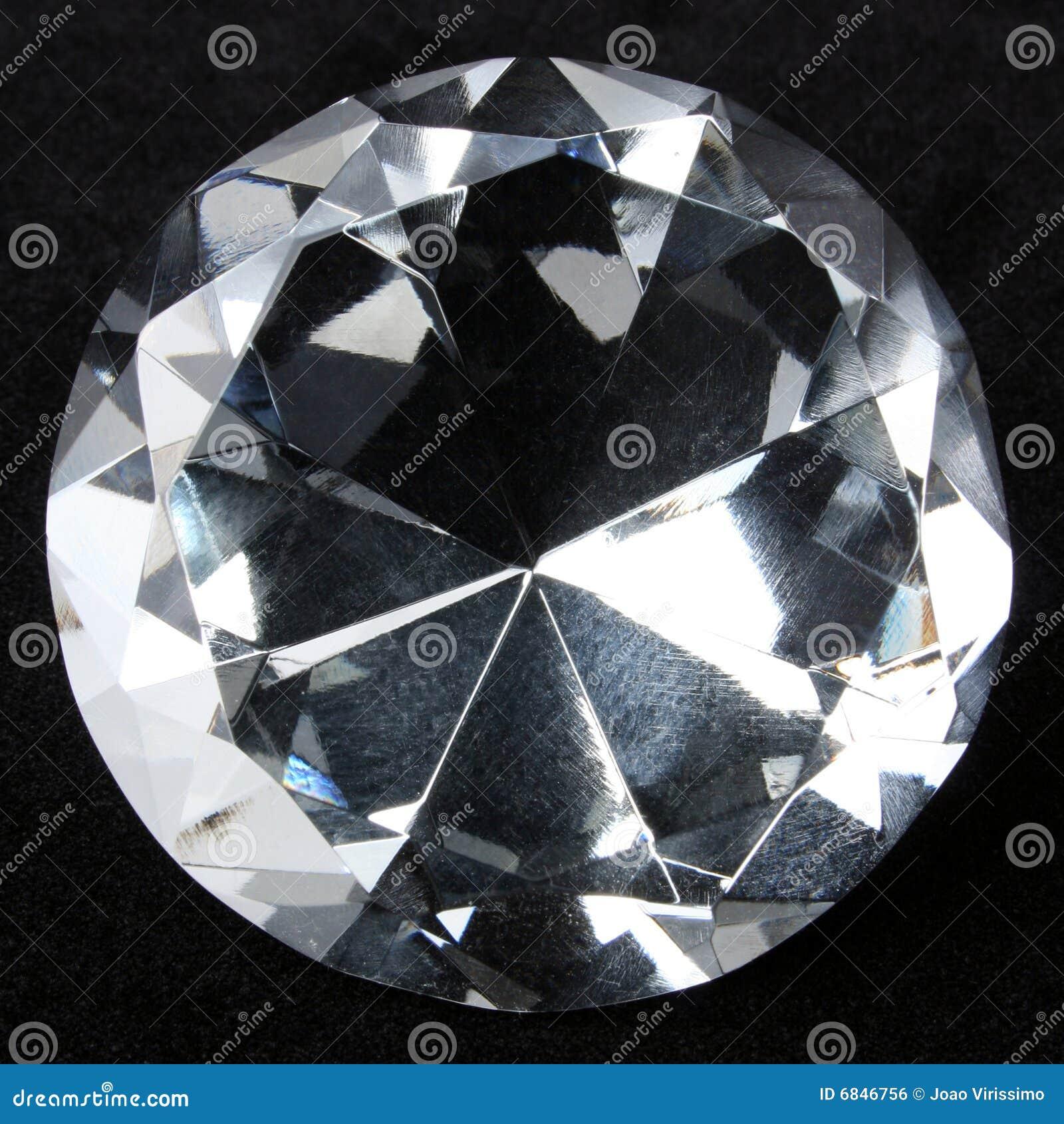 Diamond Closeup Stock Photo Image Of Expensive Brilliant