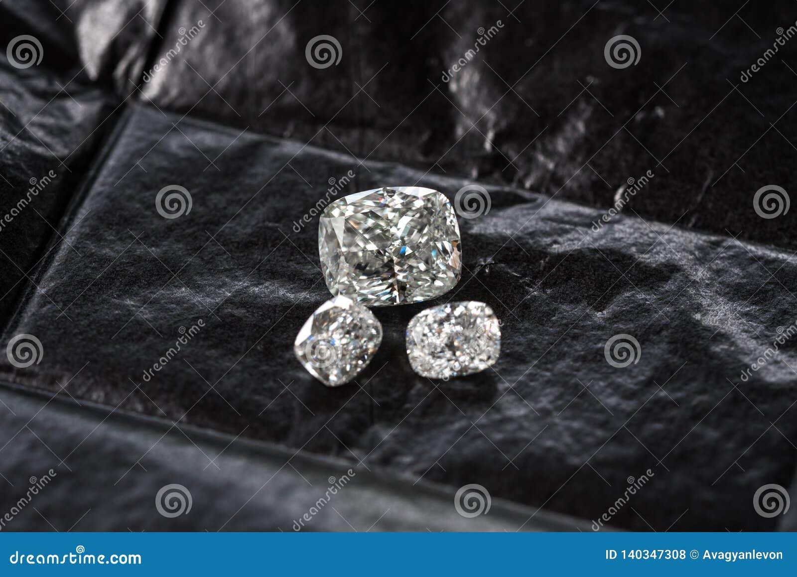 Diamond Cushion Cut
