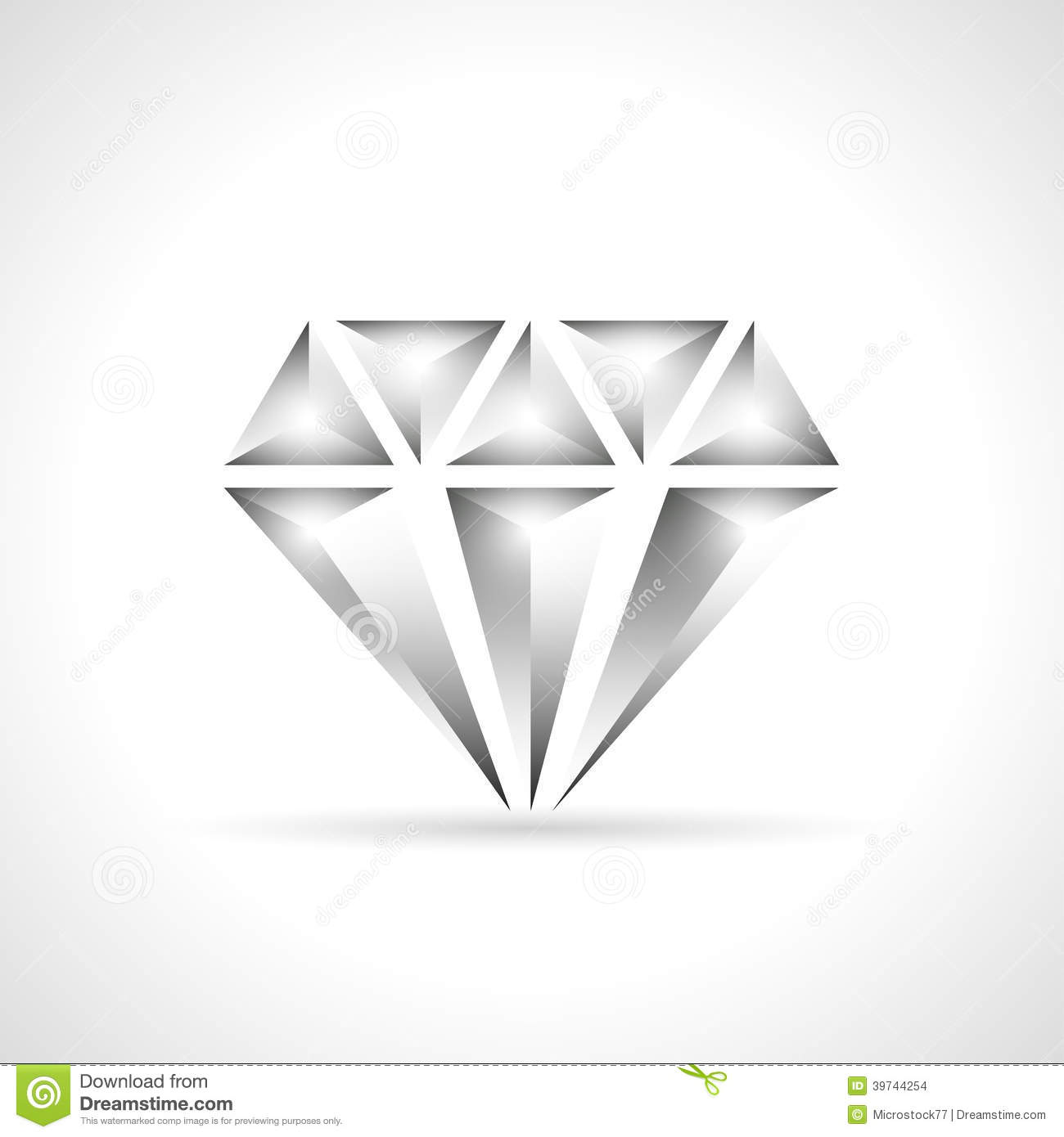 Diamond Shape Web Design
