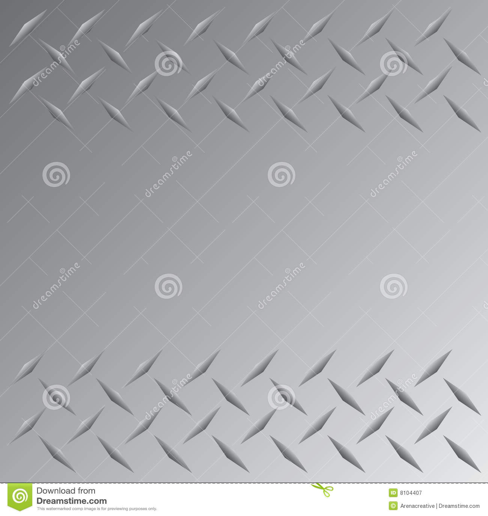 diamond plate metallic border-#18