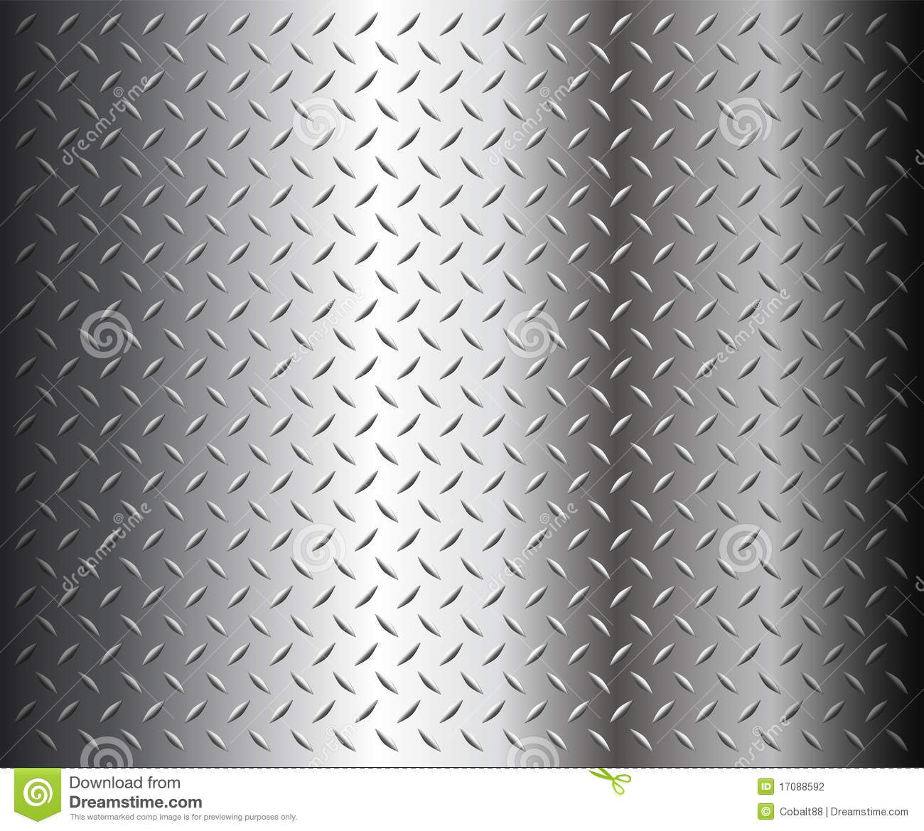 Diamond Plate Texture Stock Vector Image Of Backdrop