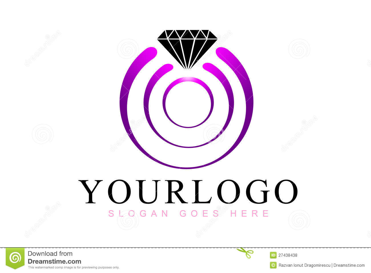 Diamond Rings Logo