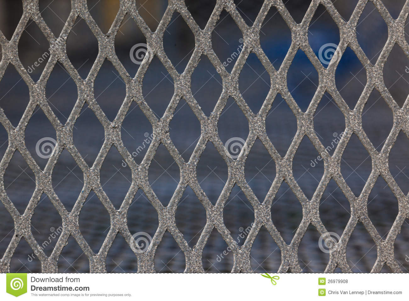 Diamond Shape Thick Wire stock photo. Image of materials - 26979908