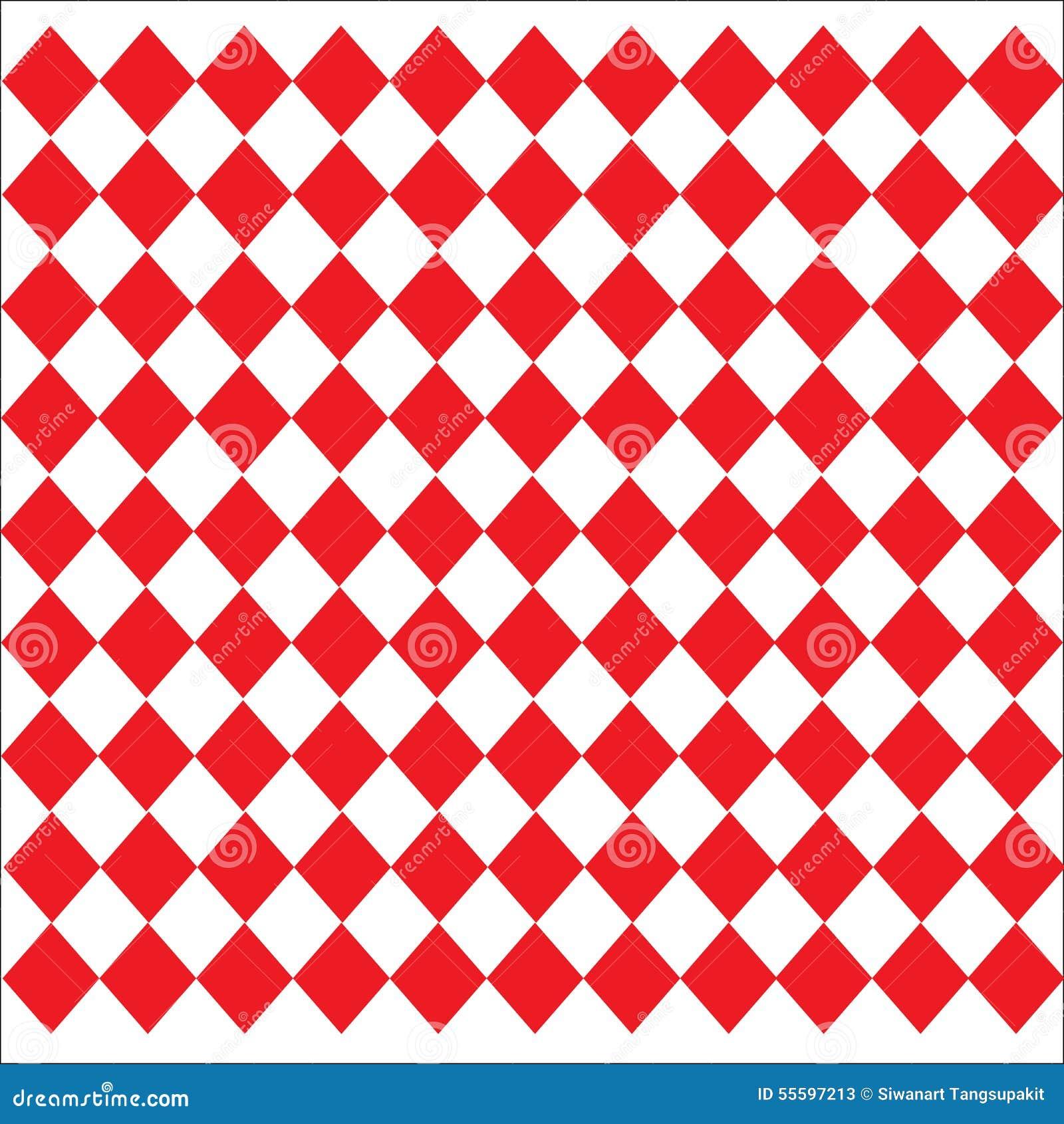 red diamonds background-#43