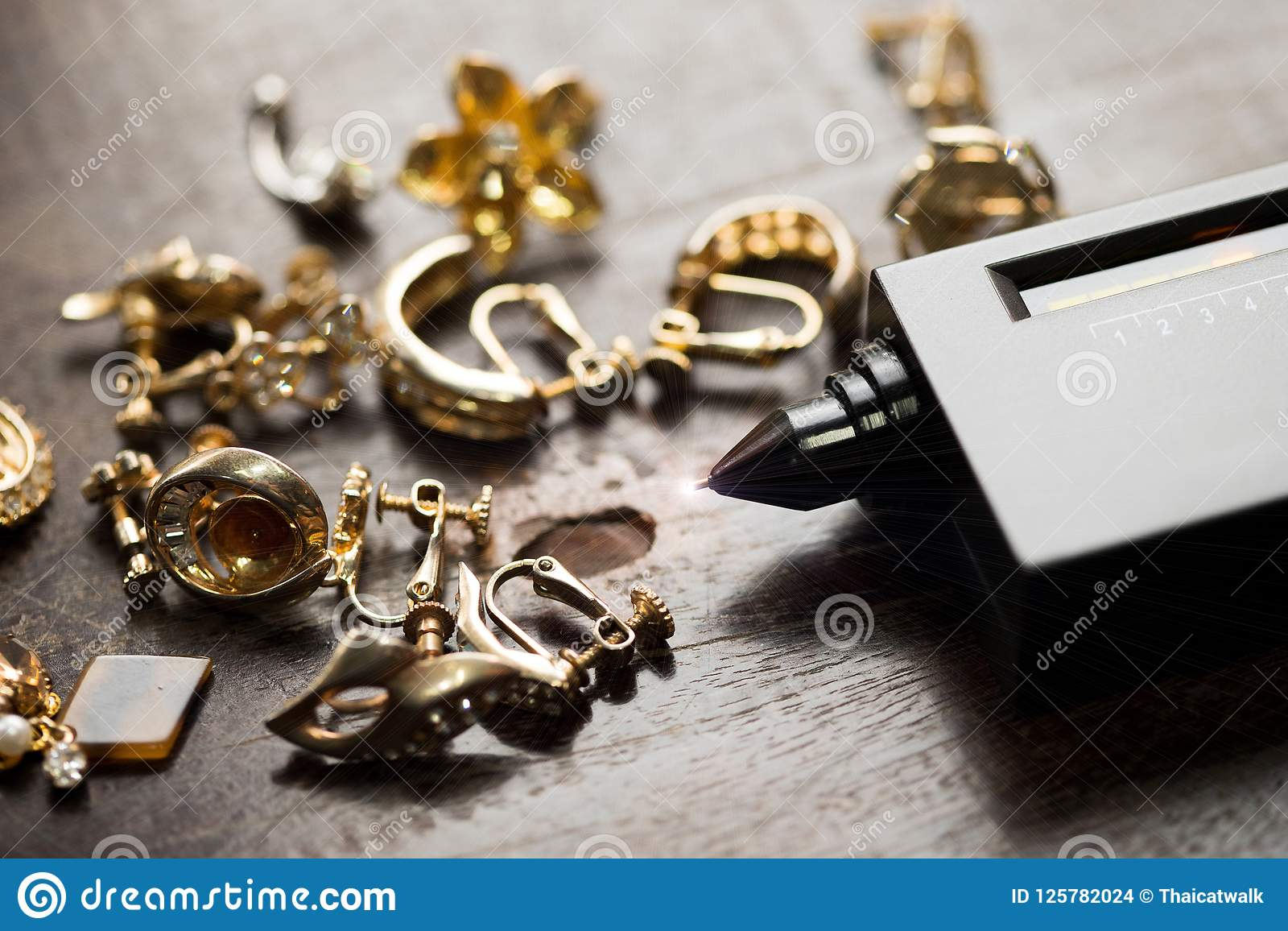 Diamond Tester Gemstone Selector Gem-LEIDENE Indicator