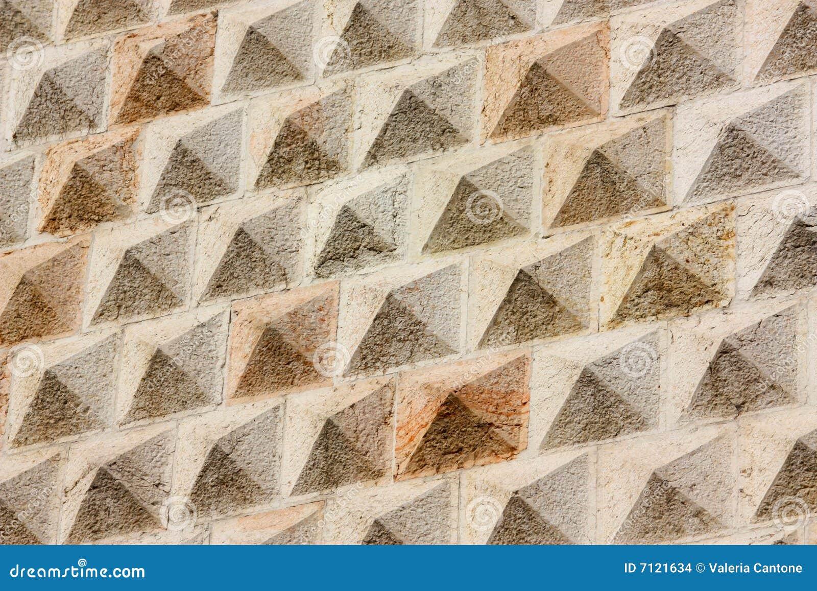 Diamonds palace detail ferrara italy stock images - Palais de diamant ...