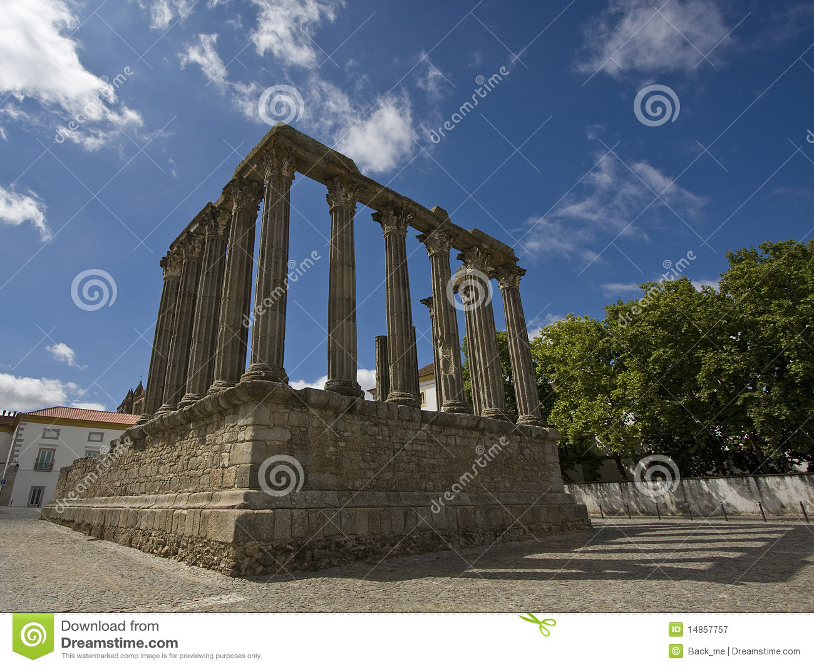 Diana�s temple