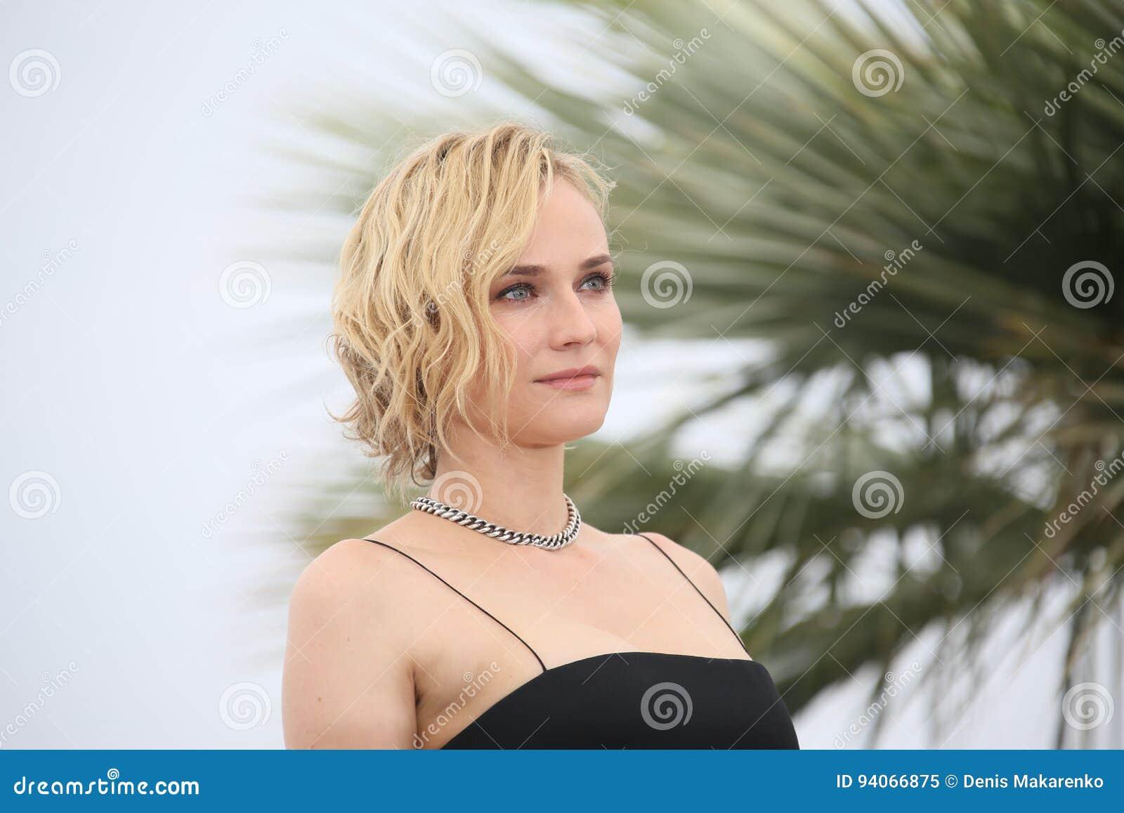 Diane Kruger assiste au ` dans le ` de Fade Aus Dem Nichts