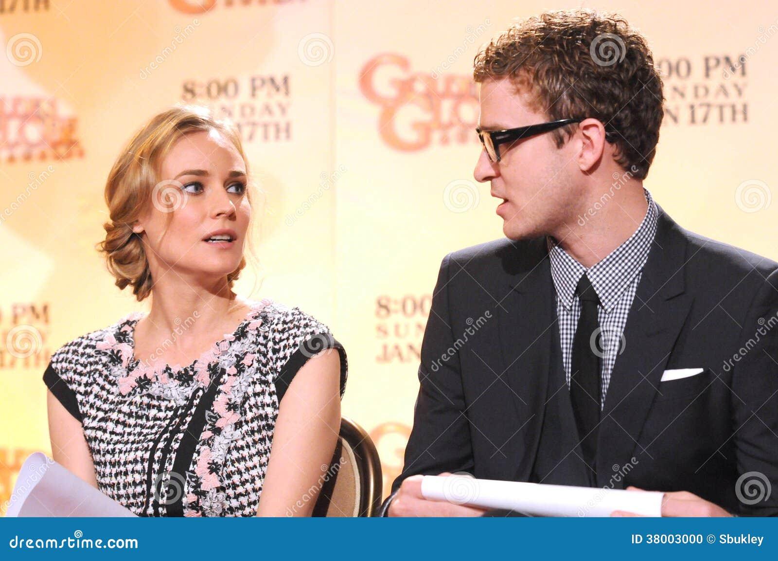 Diane Kruger, Justin Timberlake