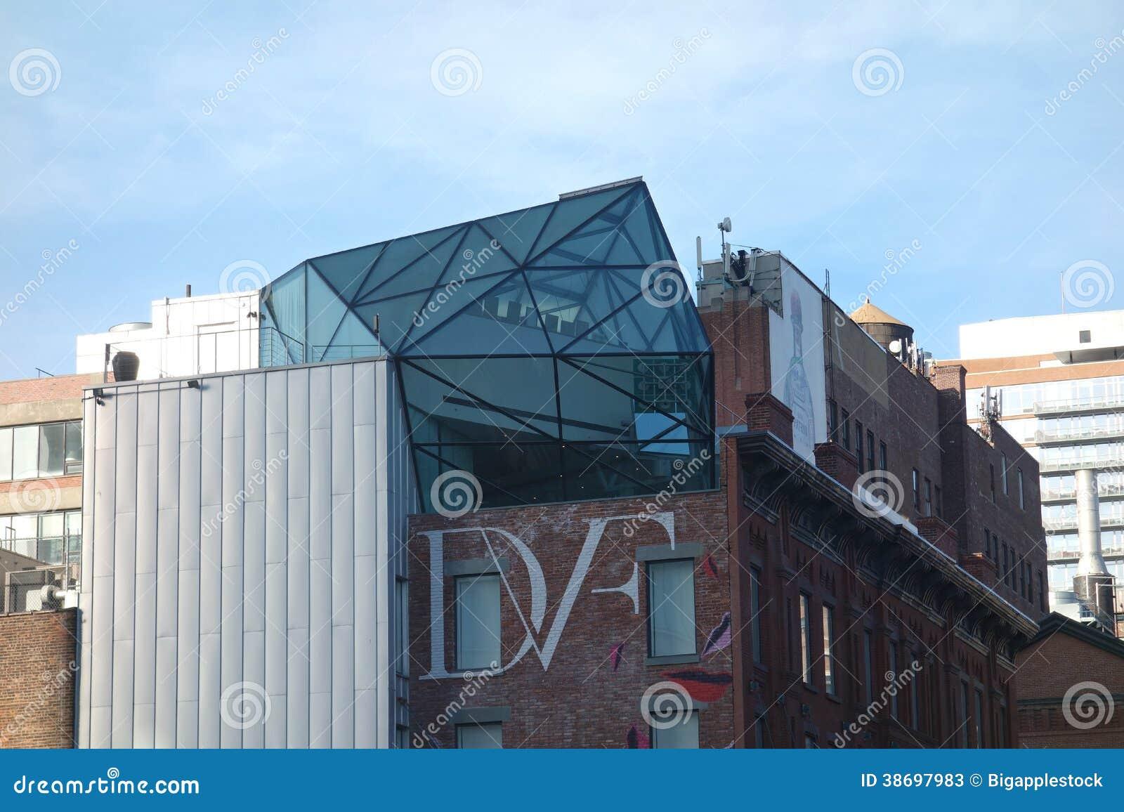 Diane von Furstenberg Studio Headquarters