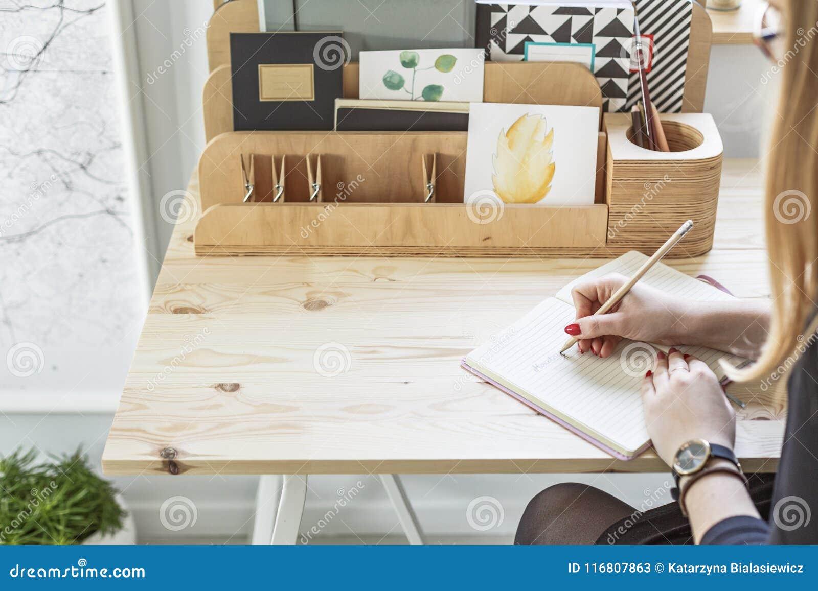 Diario di scrittura della ragazza