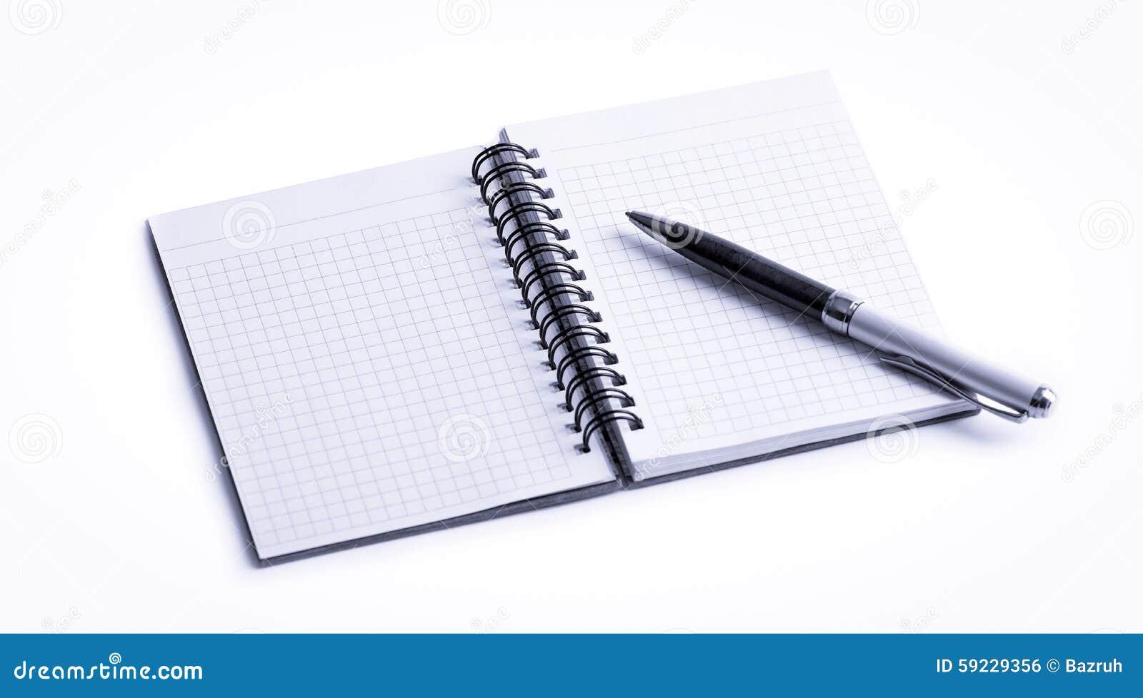Download Diario y pluma foto de archivo. Imagen de nota, expediente - 59229356