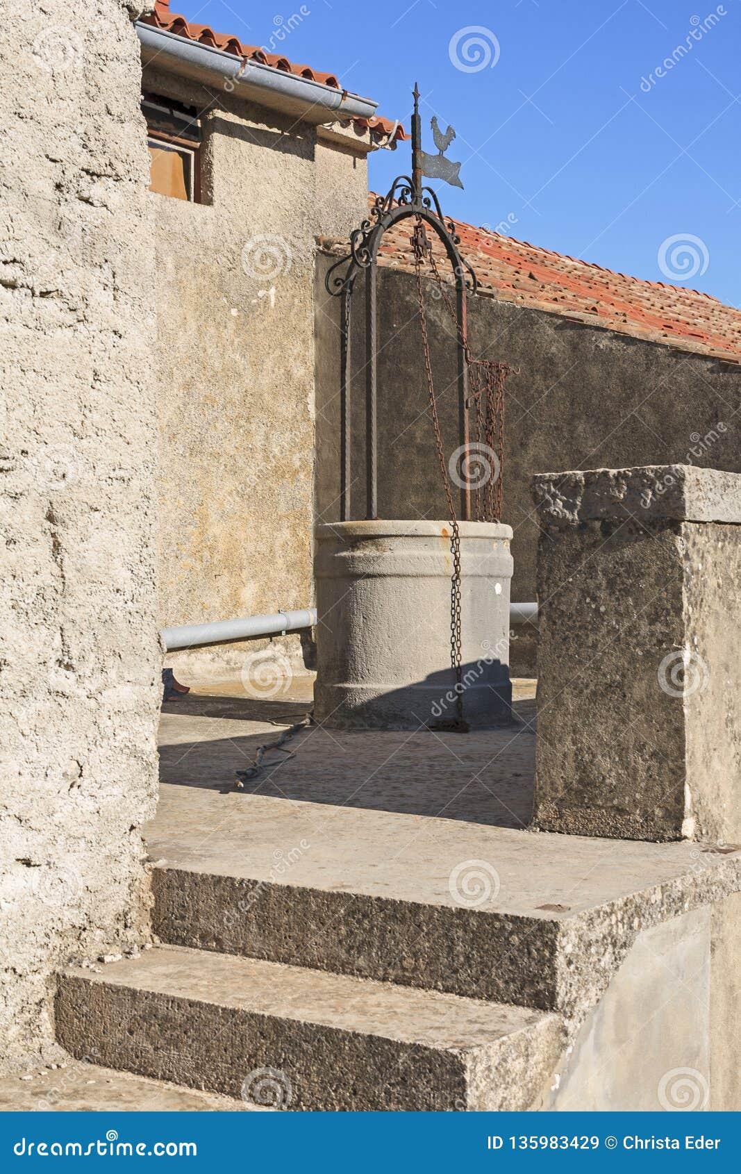 Dibuje el pozo en Istria