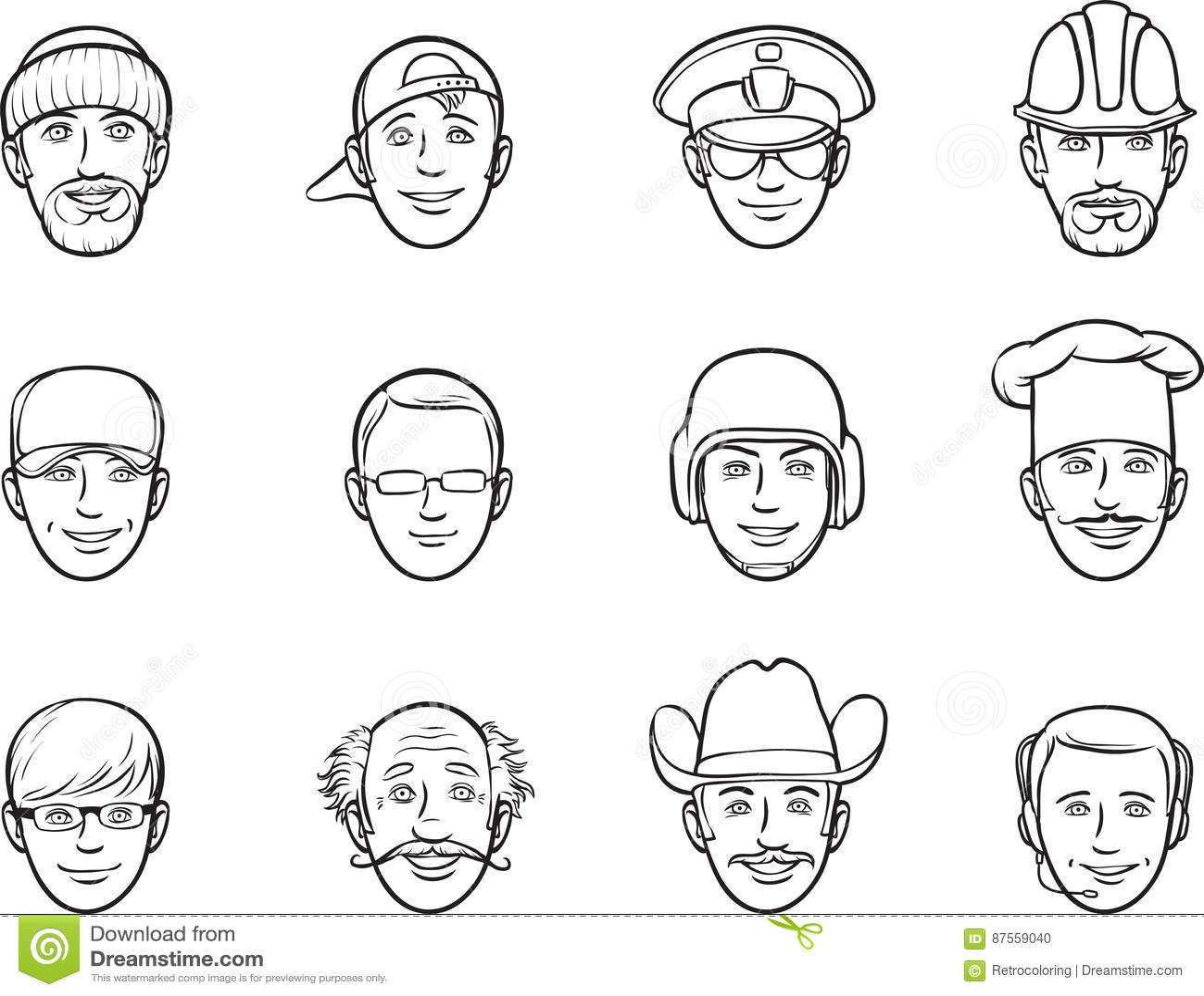 Dibujo De Whiteboard - El Avatar De La Historieta Hace Frente A ...