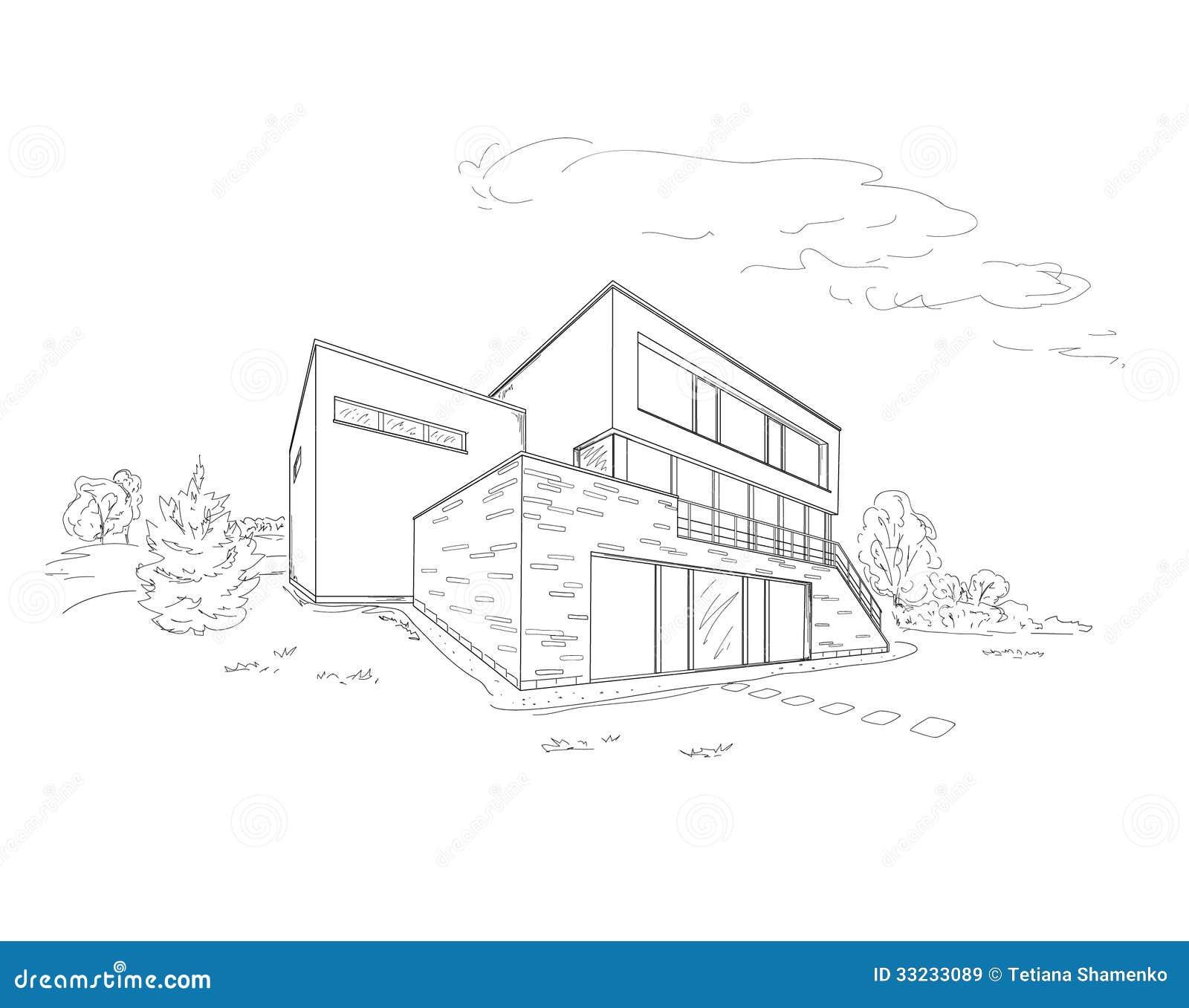 Im%C3%A1genes De Archivo Libres De Regal%C3%ADas Dibujo Del Edificio Image33233089