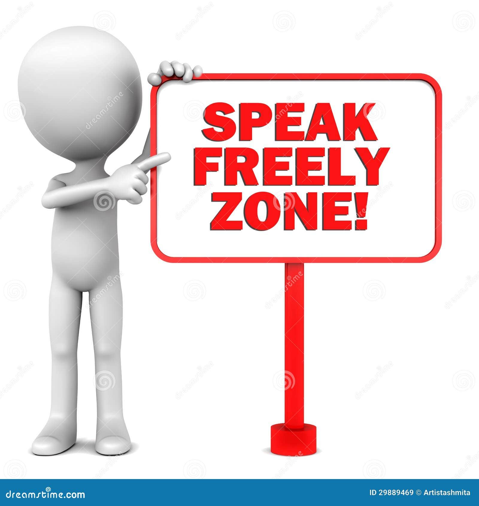 Parli liberamente
