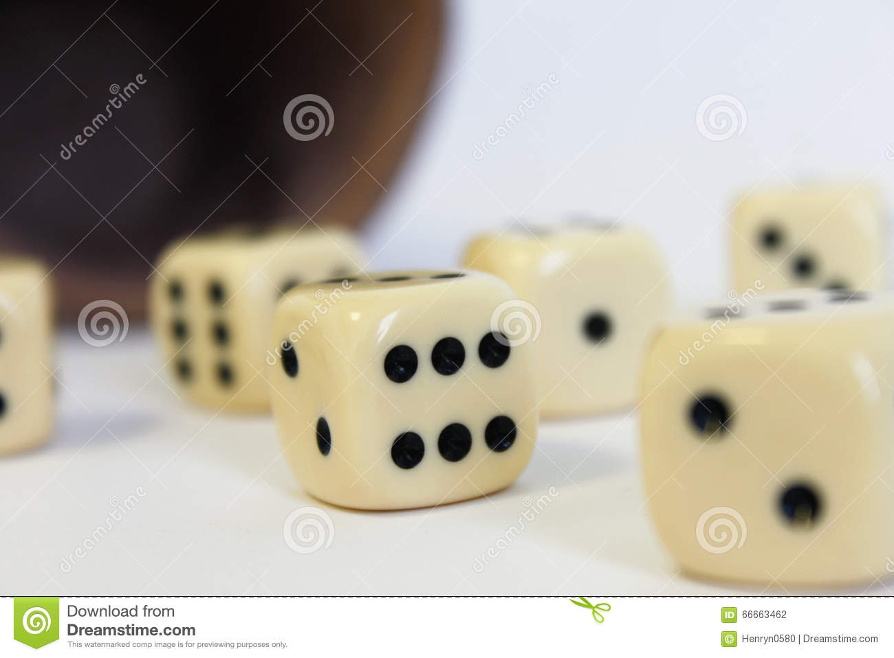How to Play Lucky Numbers (Dice) forecast