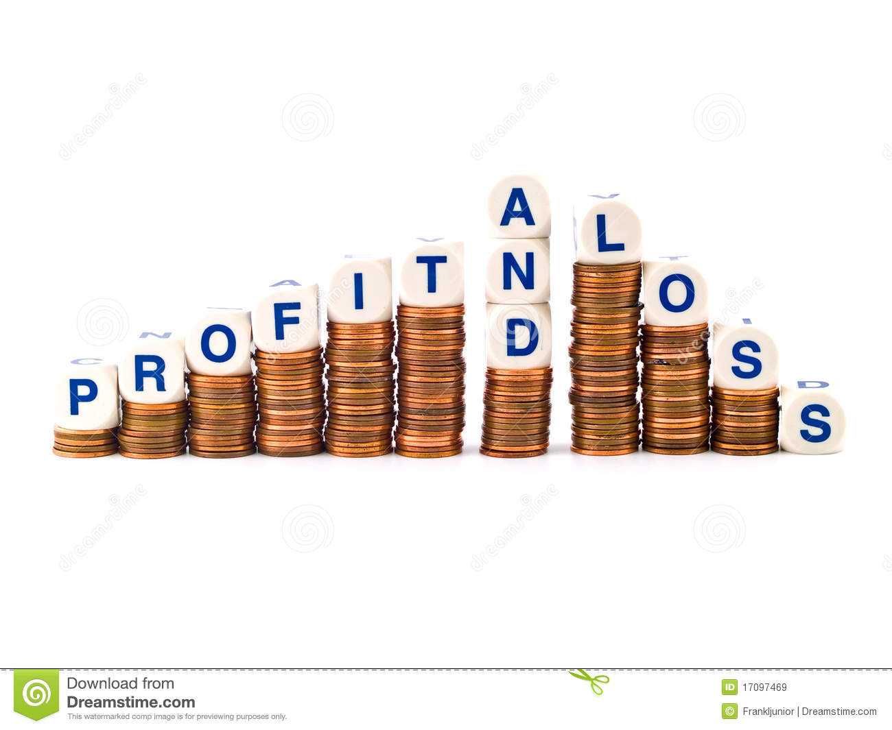 Royalty Free Stock Images Dice Spelling Profit Loss Pennies Image17097469 on dice diagram