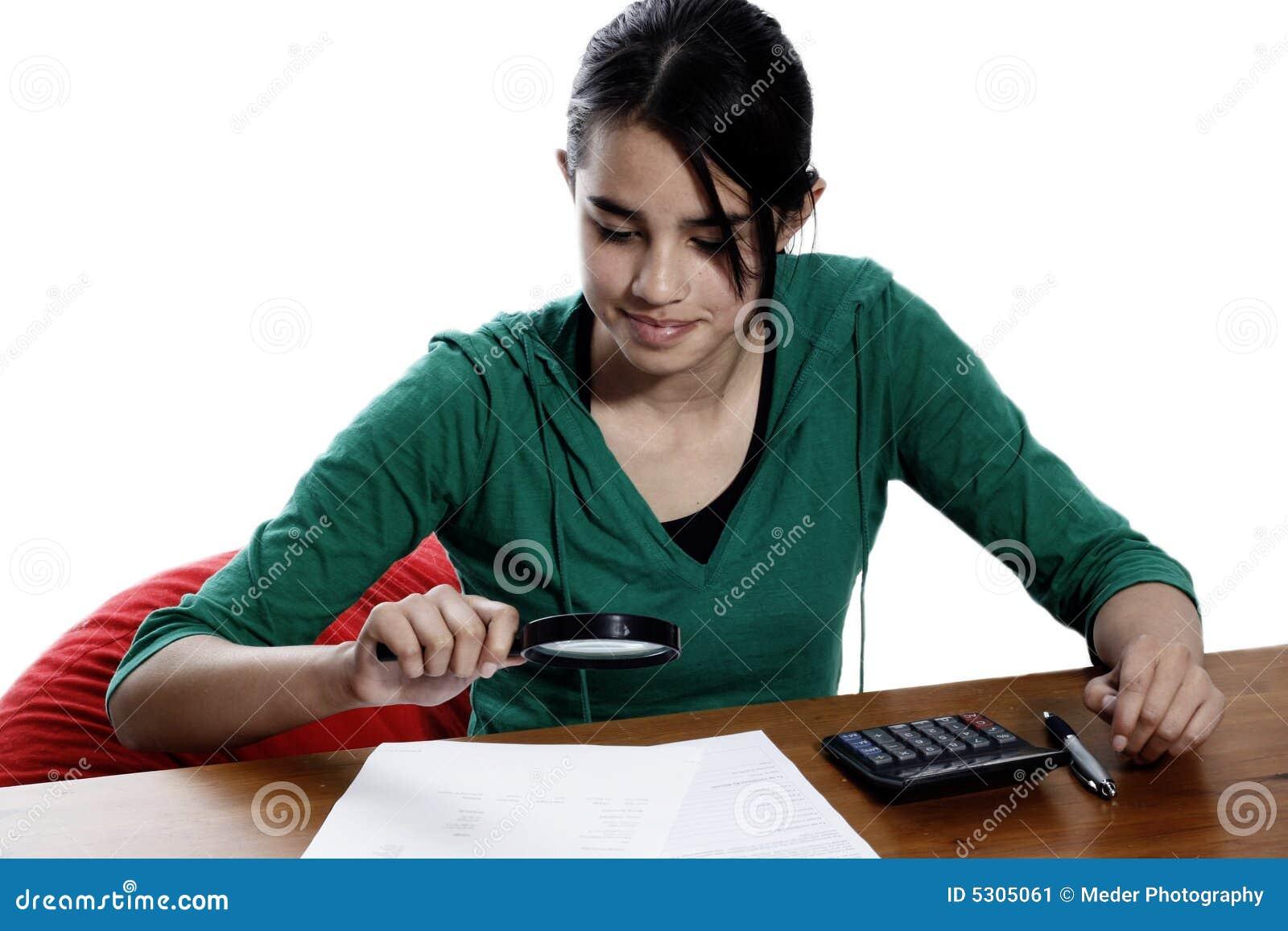 Download Dichiarazione Dei Redditi Finanziaria Immagine Stock - Immagine di isolato, impari: 5305061