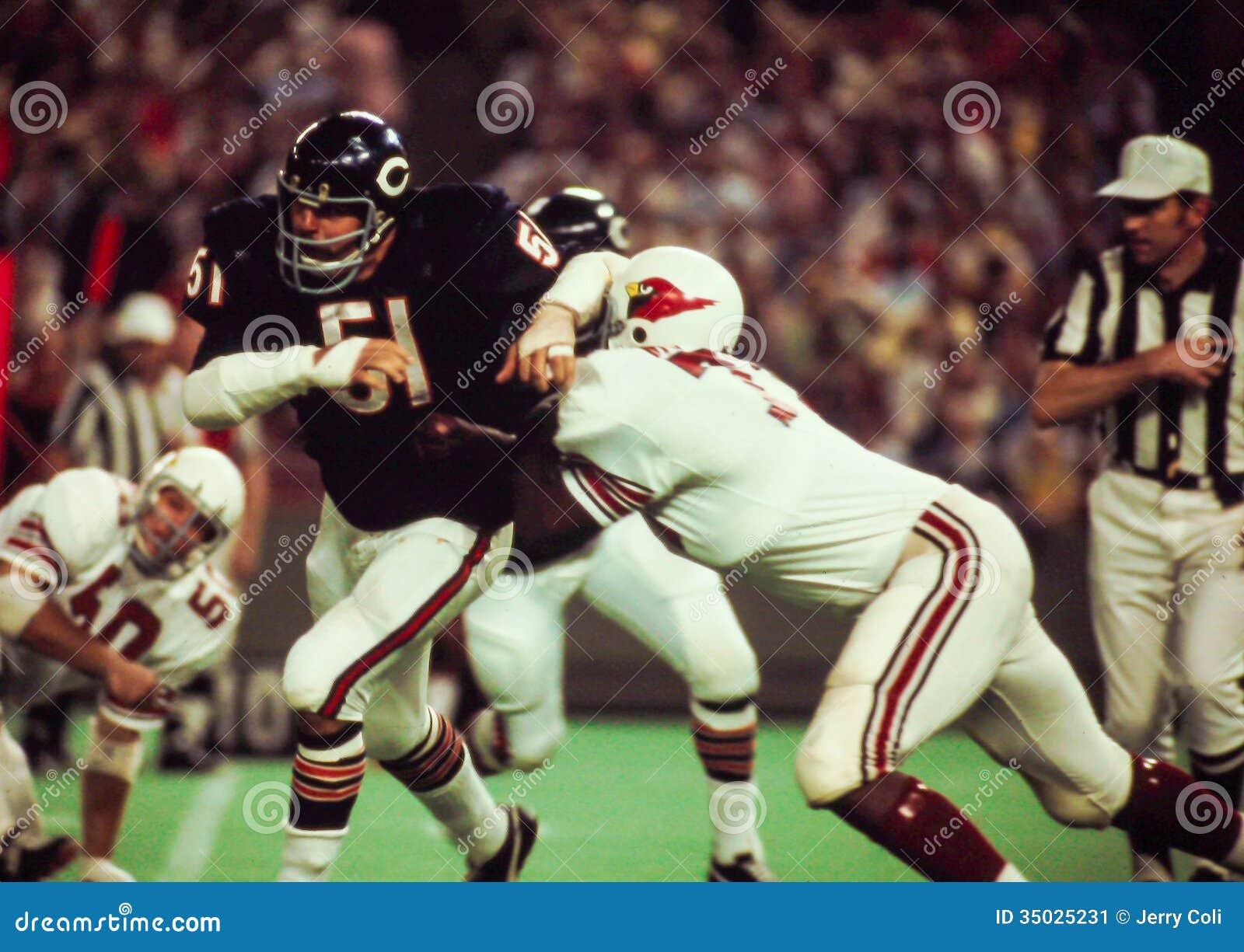 Dick Butkus Chicago Bears