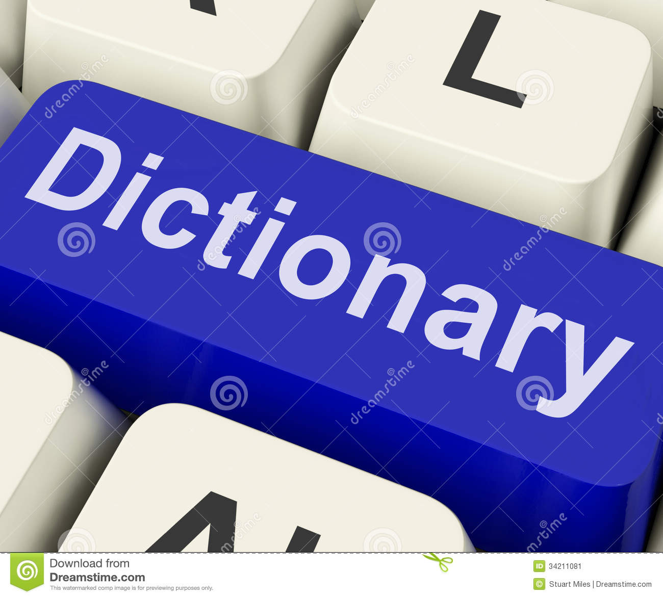 one of the cambridge dictionaries online and one of the most