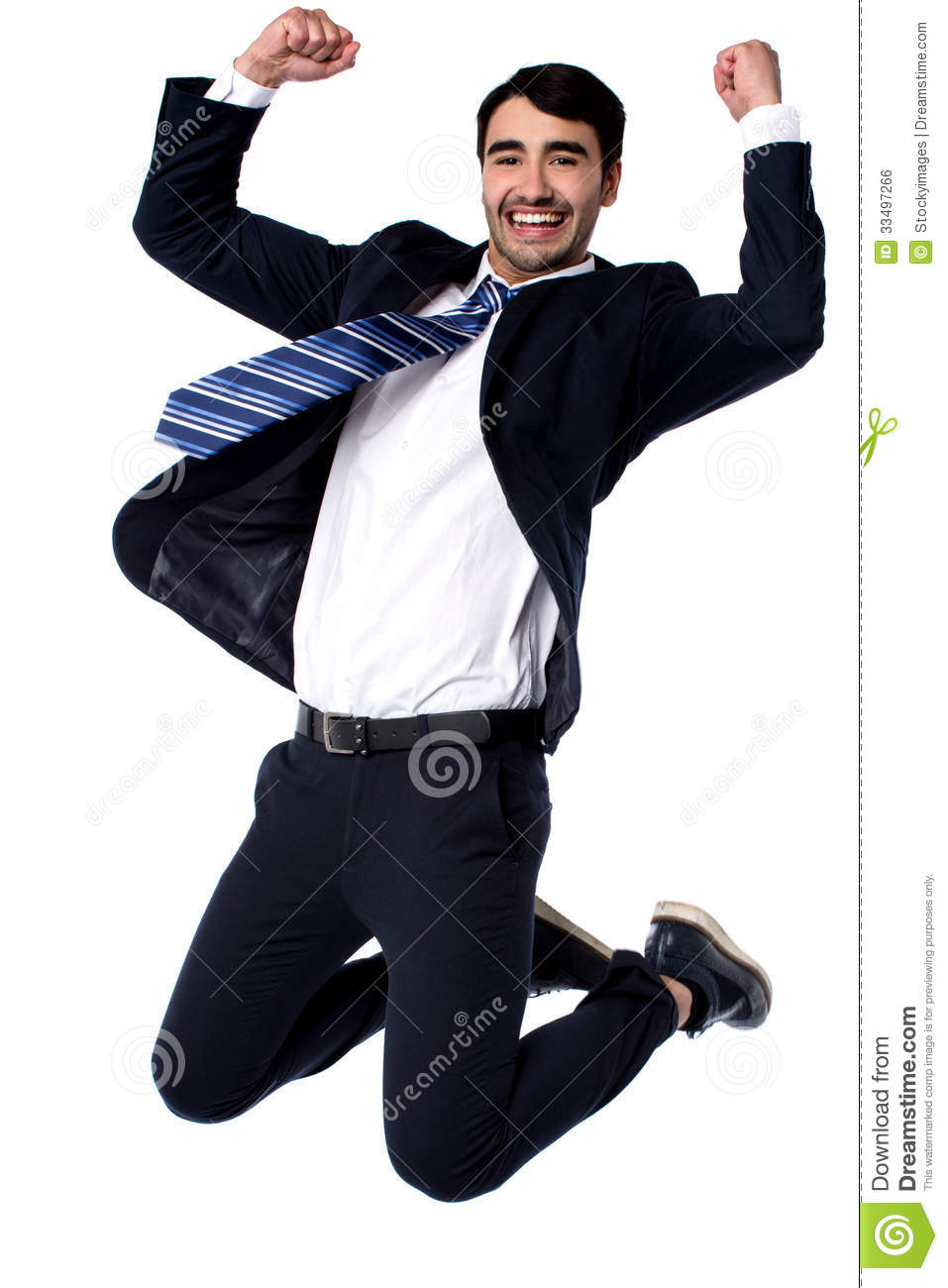 We Did It ... Yay! Royalty Free Stock Image - Image: 33497266