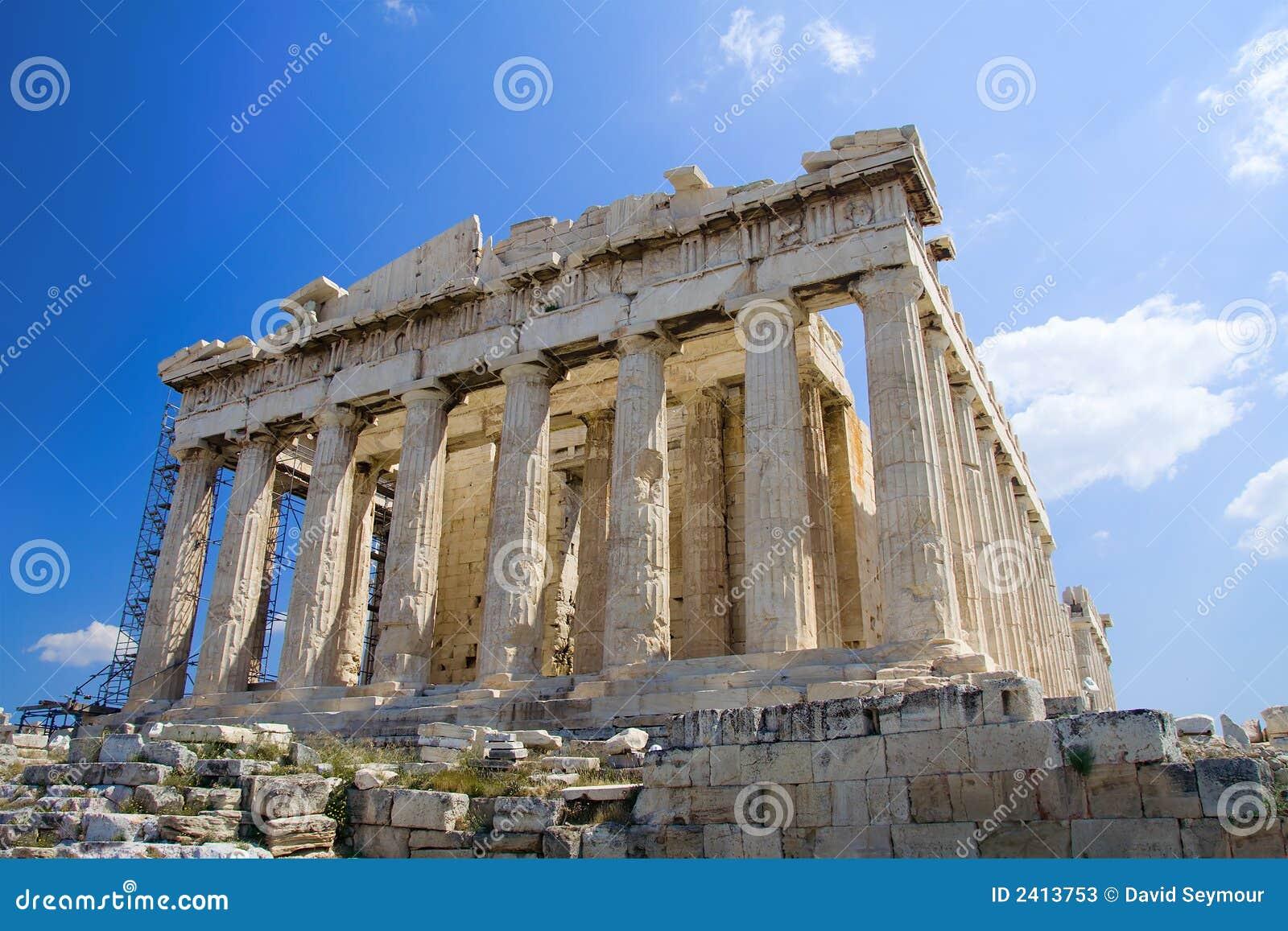 Die Akropolis, Athen