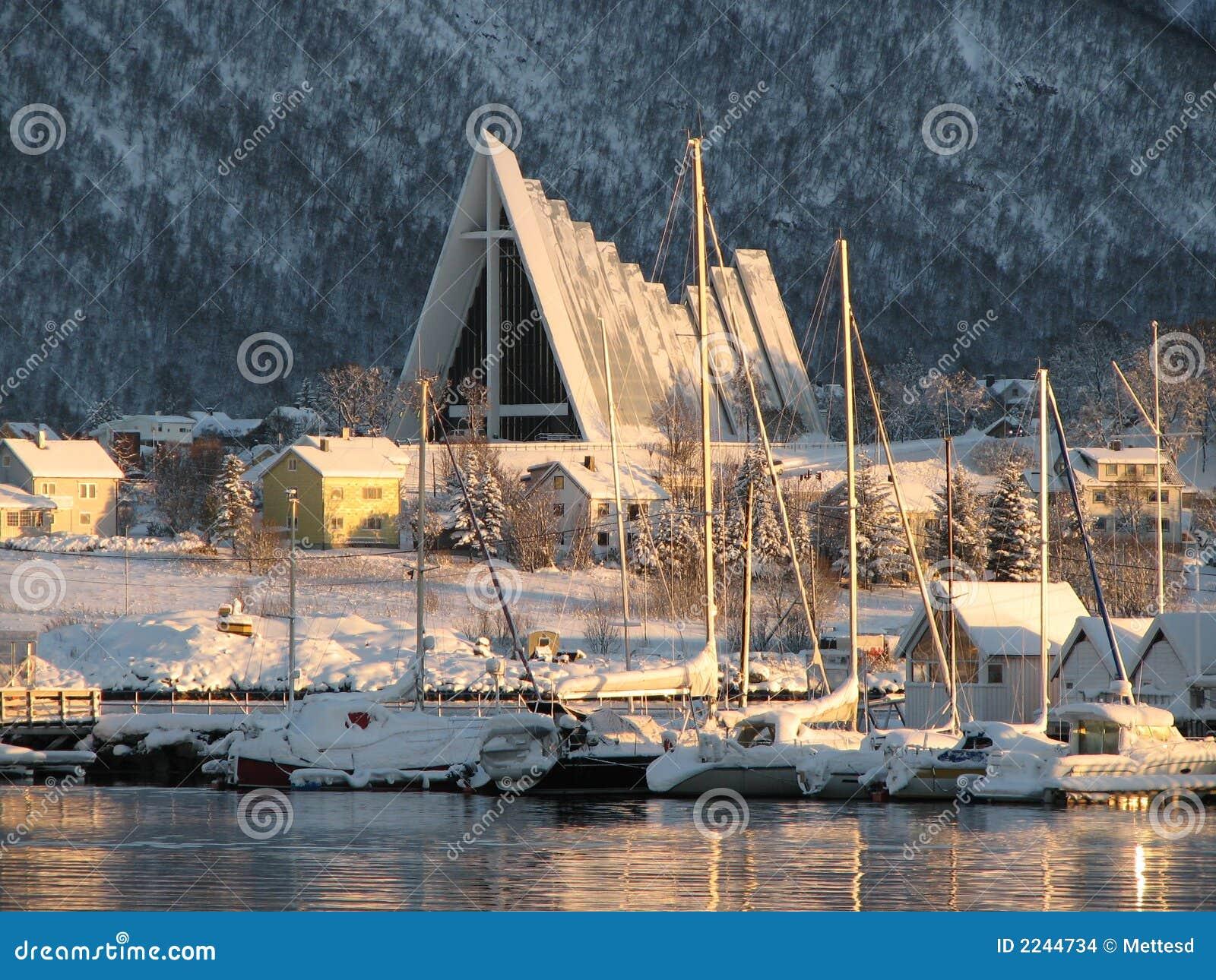 Die arktische Kathedrale
