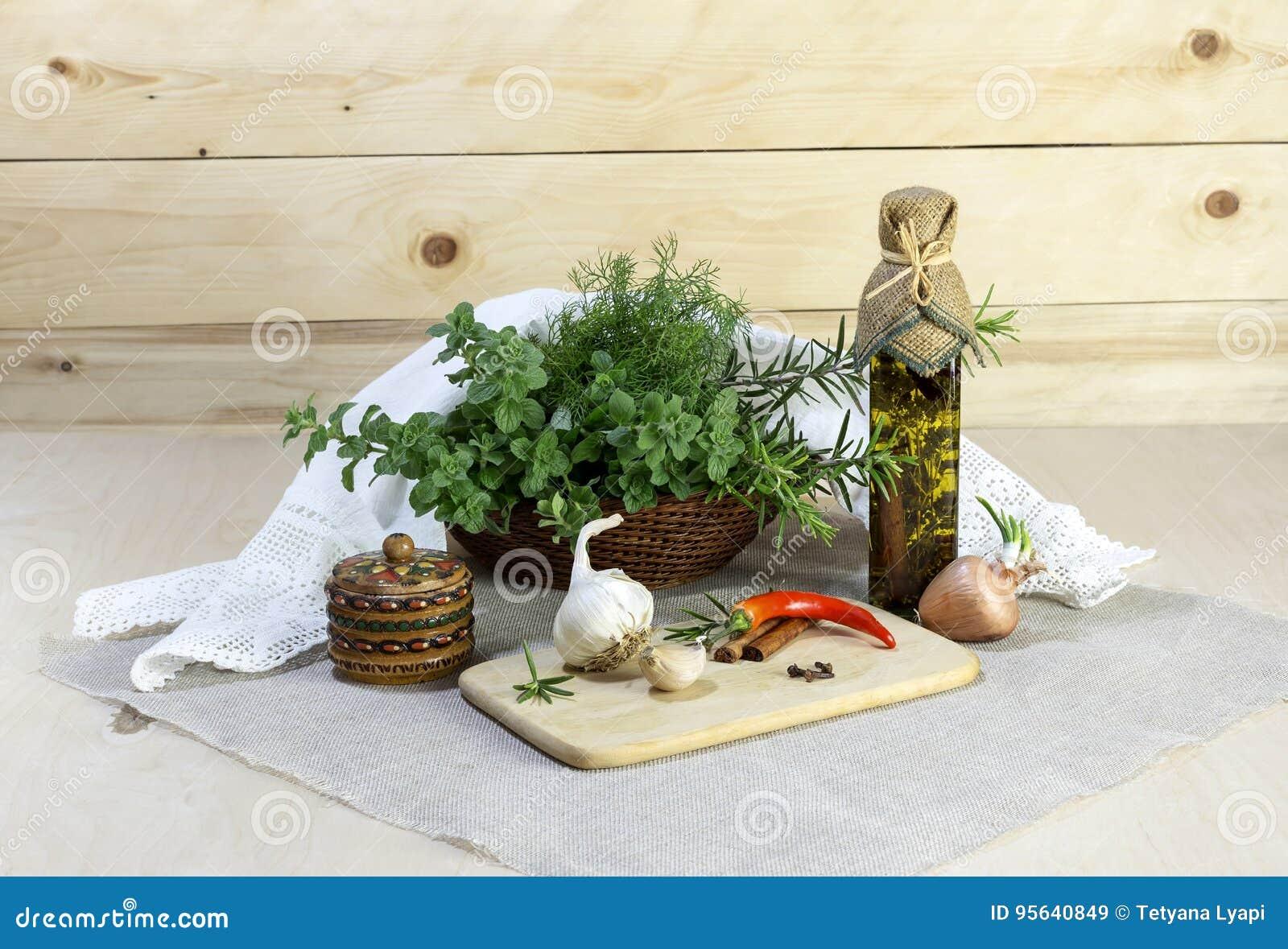 Die aromatischen Kräuter
