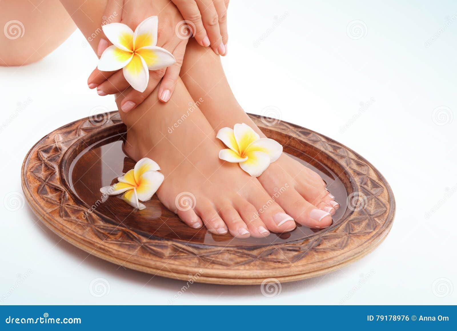 Die Beine der Schönheiten