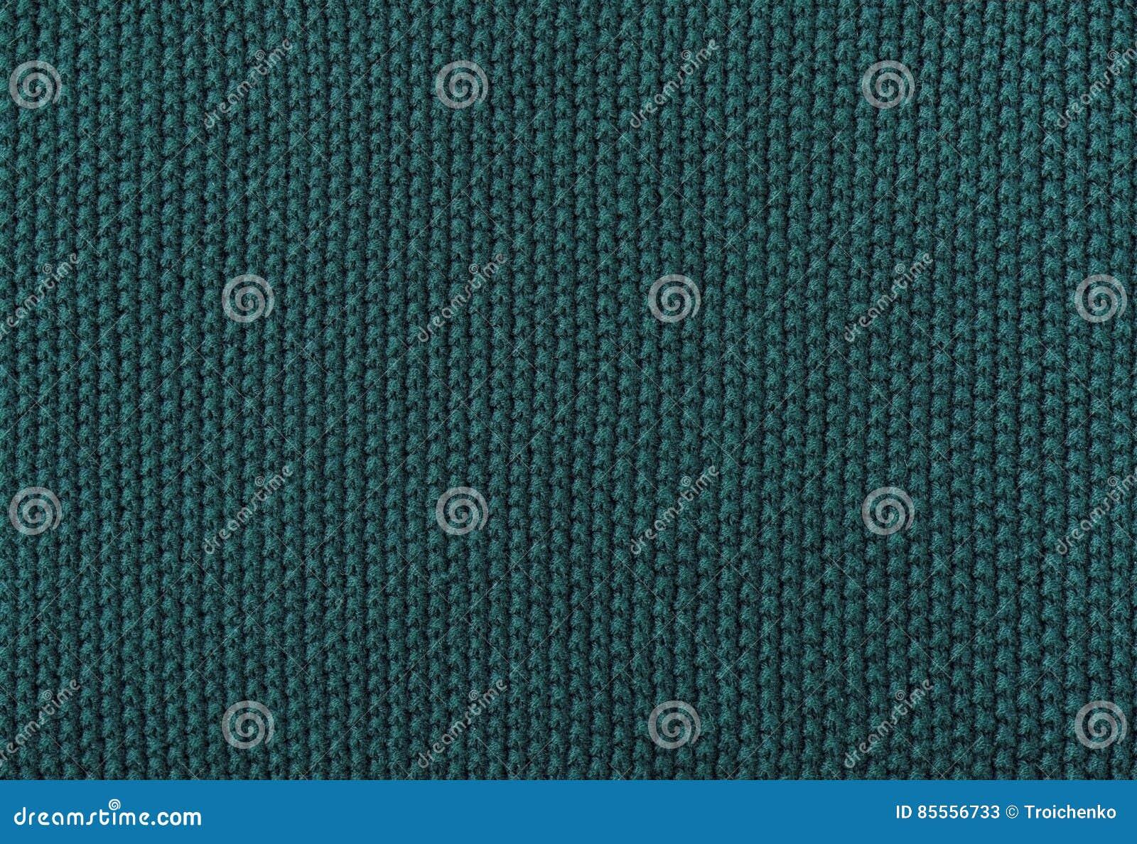 Die Beschaffenheit des gestrickten Purpurs des woolen Gewebes