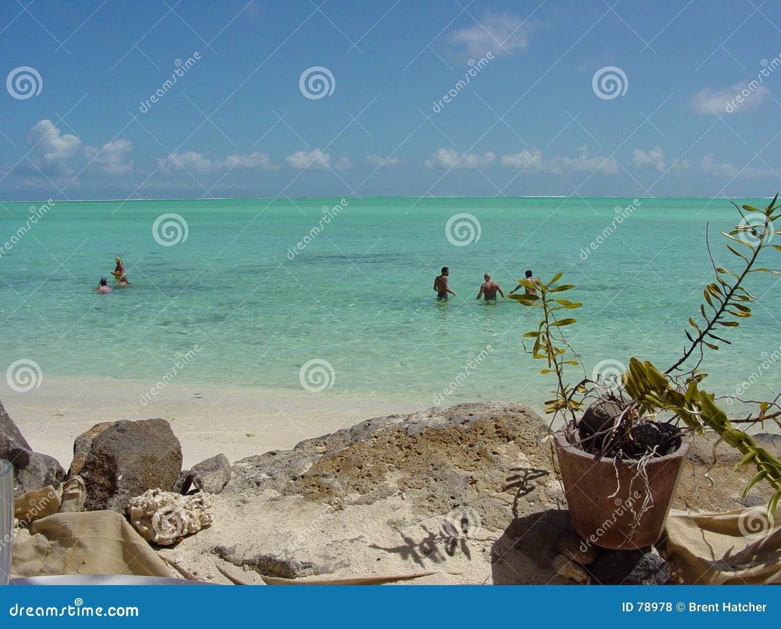 Die beste Lagune in der Welt: Bora Bora