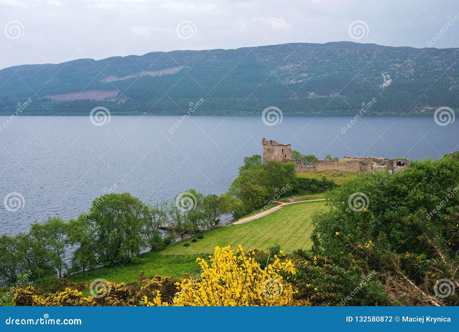 Die Cuillin-Berge, Insel von Skye, inneres Hebrides, Schottland, U