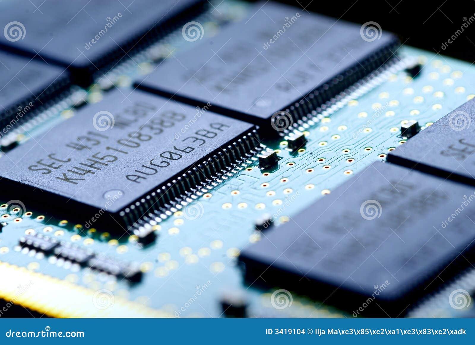Die Elektroniktechnologie