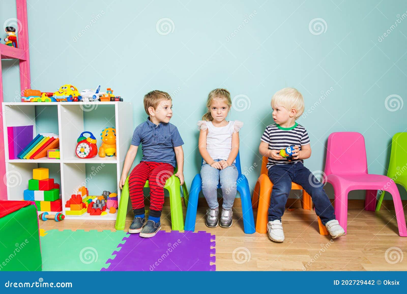 kindergarten kinder kennenlernen)