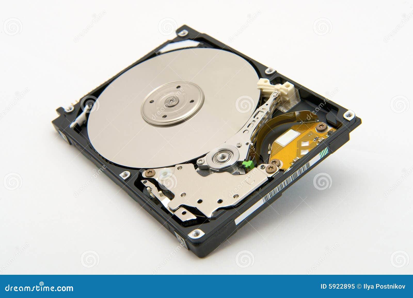 Die Festplatte
