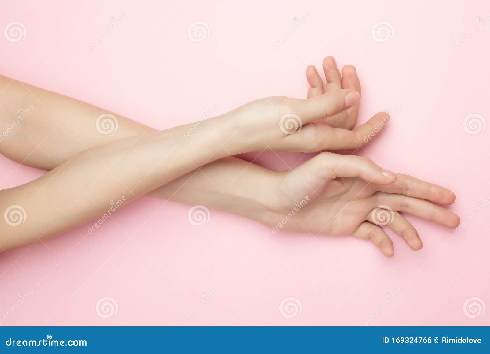 Handgelenke dünne Instabilität des