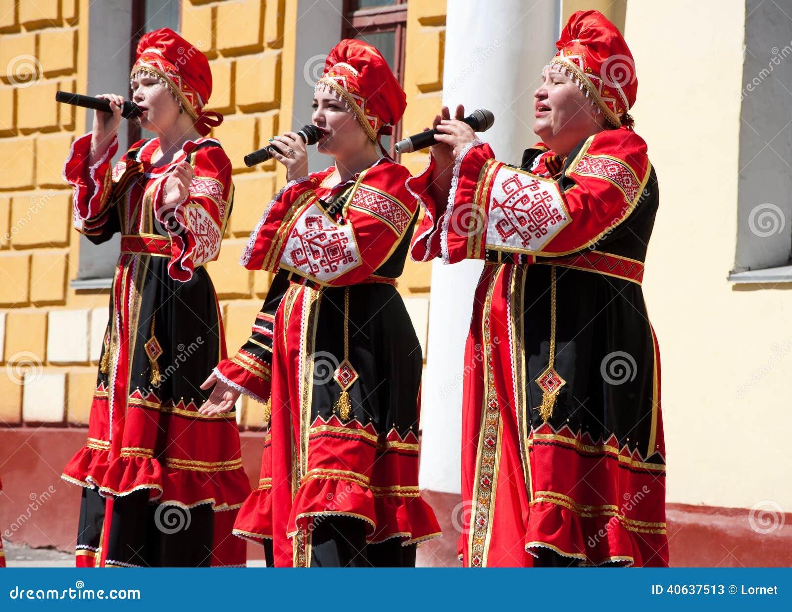 Российская одежда