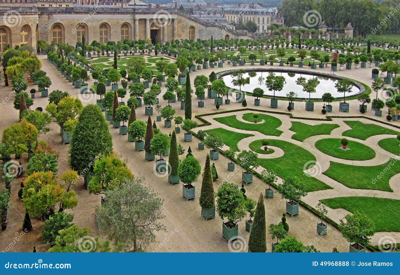 Die Gärten von Versailles 1