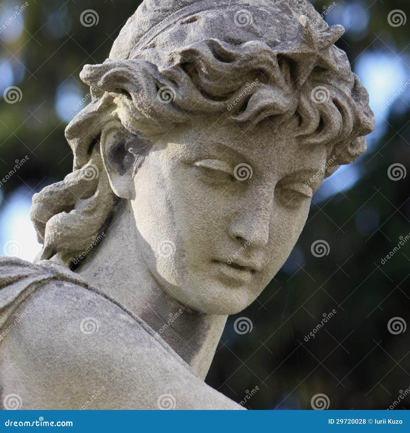 Die Göttin von Liebe Aphrodite (Venus)