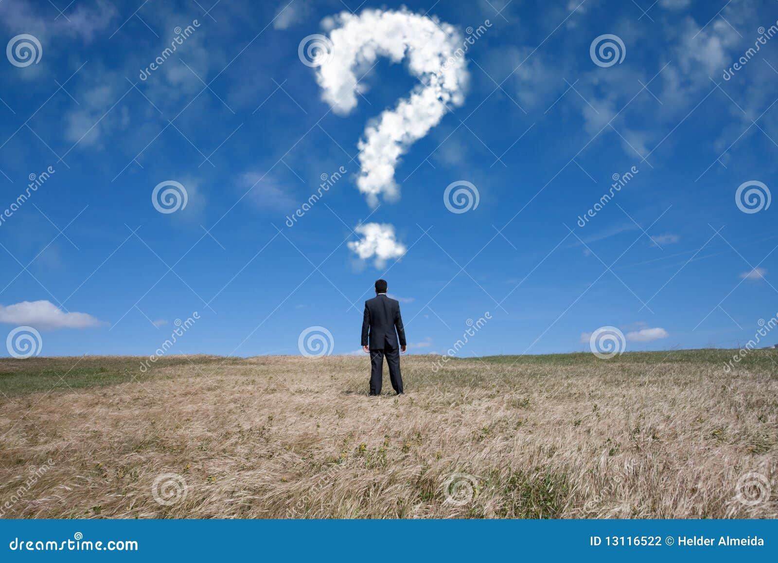 Die große Frage