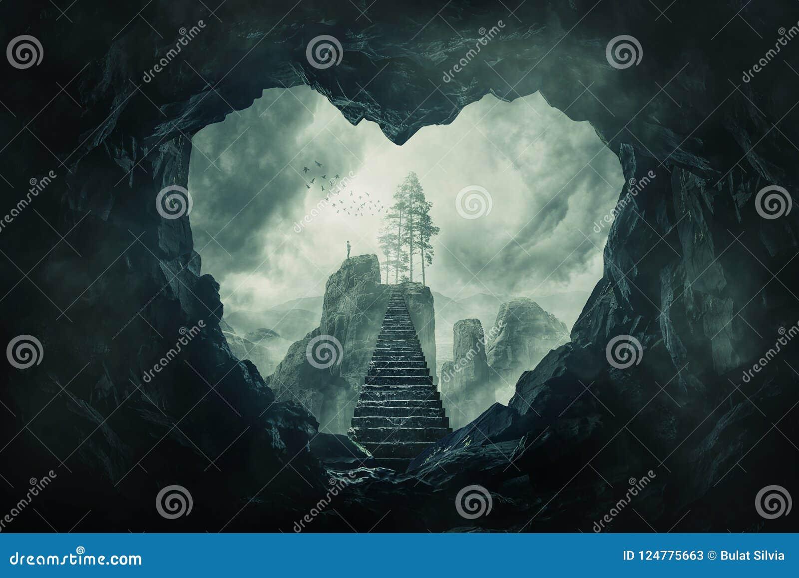 Die Höhle Ihres Herzens