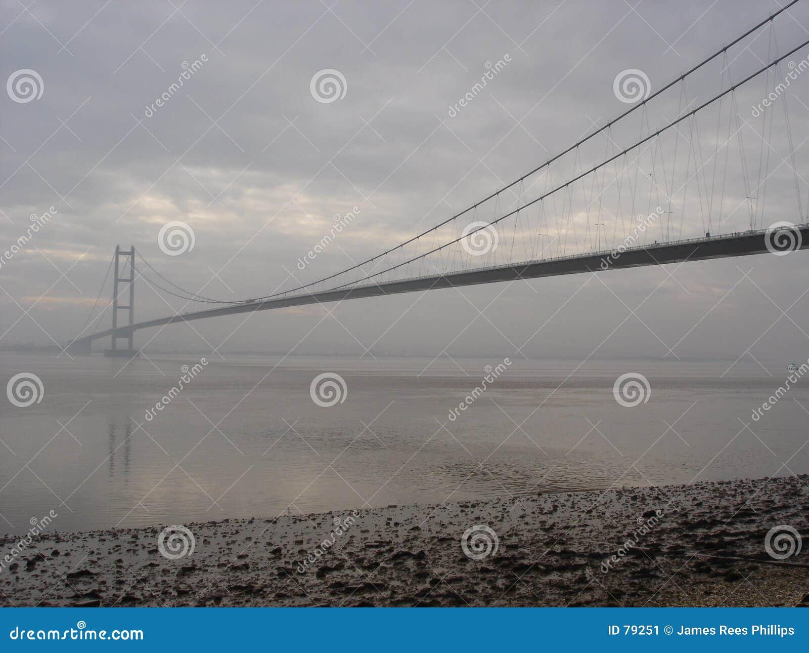 Die Humber Brücke